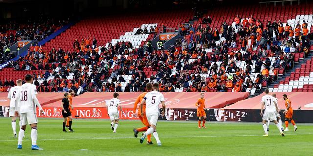 Goede ventilatie in stadions beperkt verspreiding aerosolen