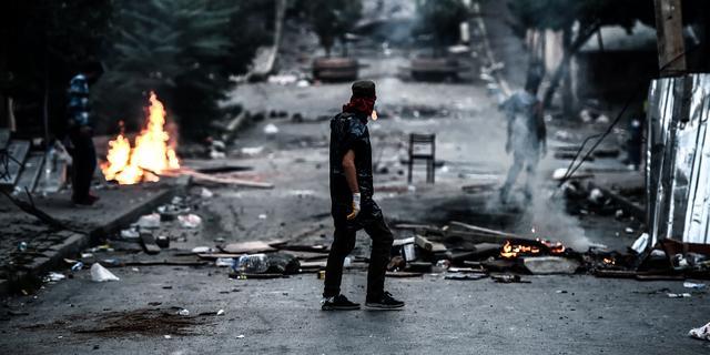 Hoe Turkije zich in het Syrische conflict mengde