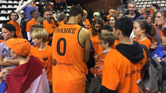Basketballers geven visitekaartje af met 'geweldige zege' op Kroatië
