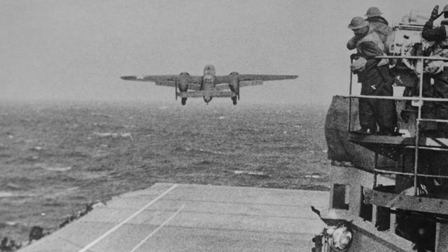 75 jaar geleden: Gewaagde Amerikaanse luchtaanval op Japan