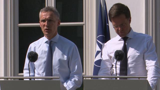 NAVO-chef: 'Nederland moet meer doen in Irak'