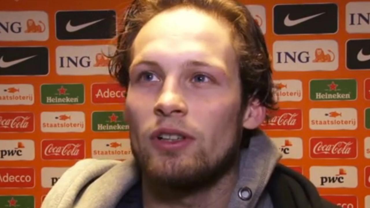 Reacties Daley Blind en Willems na verloren wedstrijd