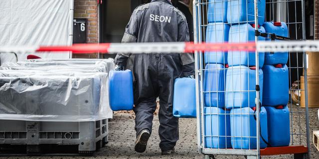 Omzet Nederlandse drugshandel in 2017 geschat op 18,9 miljard euro