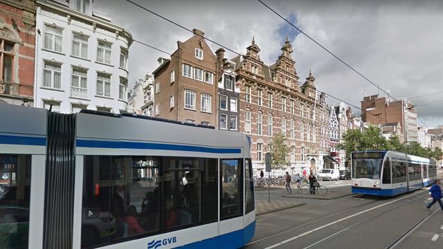 Neergestoken man Amsterdam overleden aan verwondingen