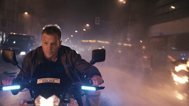 Jason Bourne-film meest succesvolle uit de reeks