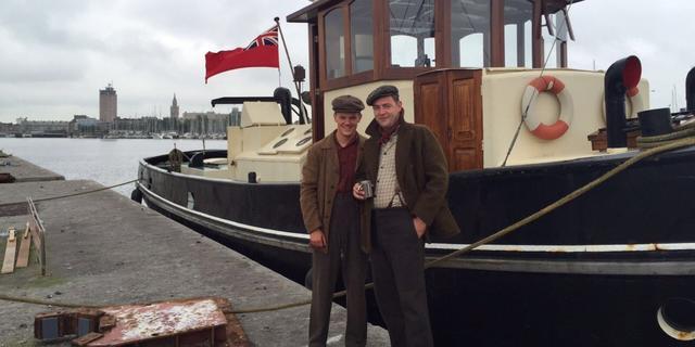 Interview: Zevenbergse Damy van Aken speelt mee in Dunkirk