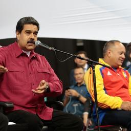 'Venezolaanse president Maduro kreeg 35 miljoen dollar smeergeld'
