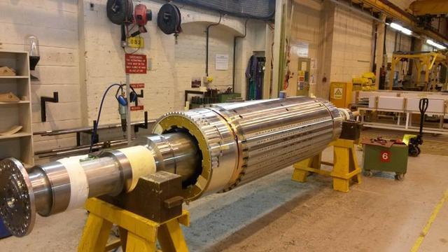 Britse eigenaar wil generatorenfabriek Ridderkerk sluiten