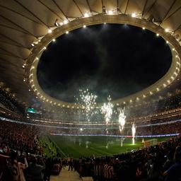 Champions League-finale 2019 in Wanda Metropolitano van Atletico