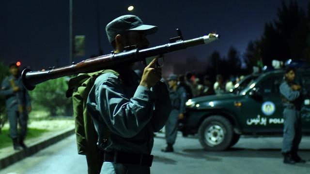 Veiligheidsdiensten maken einde aan aanval universiteit Kabul