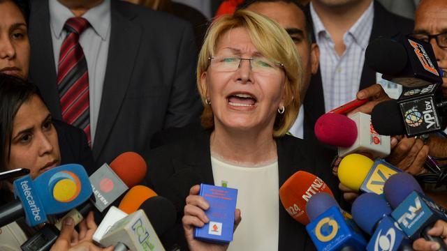 Voormalig hoofdaanklager Venezuela vlucht naar Colombia