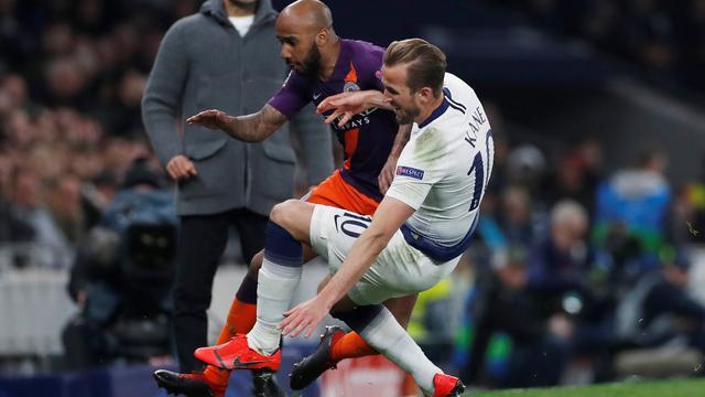 Pochettino vreest Kane rest van seizoen kwijt te zijn door enkelblessure