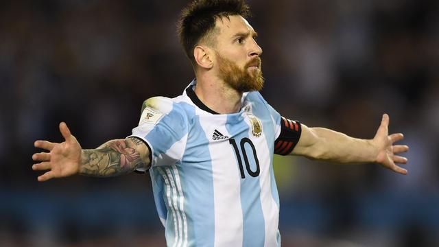 Messi mag zijn verhaal doen bij strafcommissie FIFA na schorsing