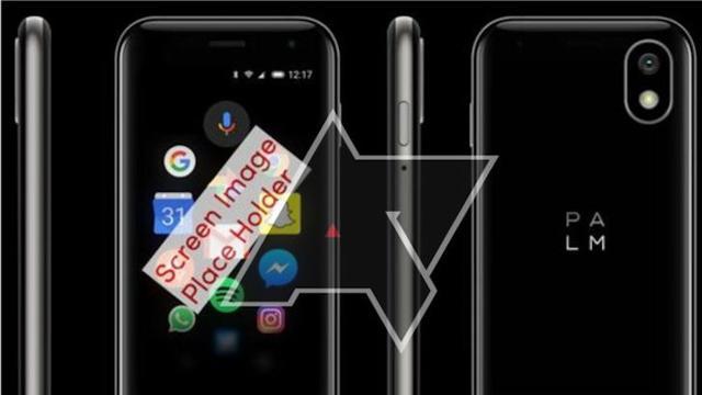 'Eerste beelden van Palm-smartphone met klein scherm gelekt'