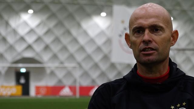 Ajax-coach Keizer voelt geen extra druk voor eerste Klassieker