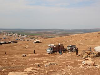 Laatste van twee grensovergangen ging in 2015 dicht op initiatief van Jordanië