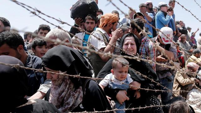 'Een op de vijf Syriërs die via Turkije naar Nederland willen is te radicaal'