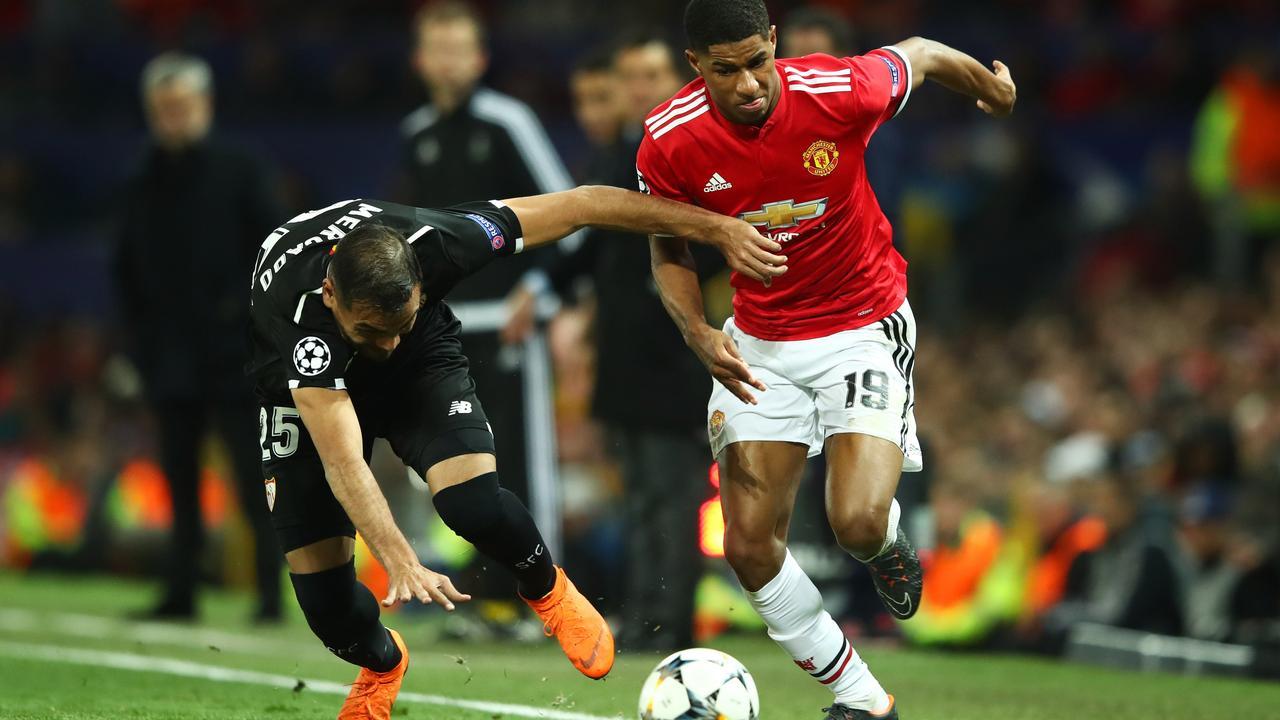 Samenvatting Manchester United-Sevilla (1-2)