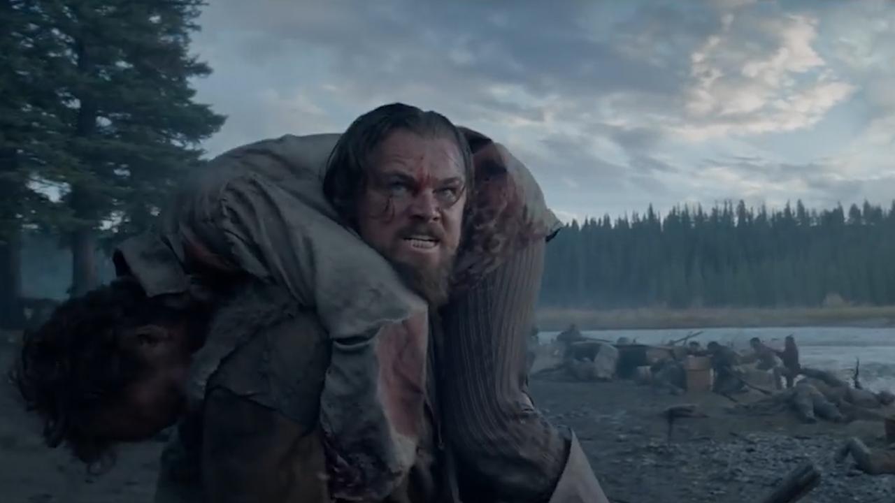 Bekijk hier de trailer van The Revenant