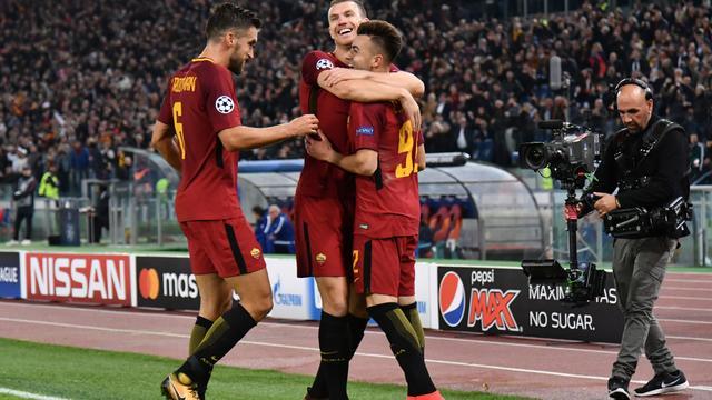 Strootman en Roma ruim langs Chelsea, Dost met Sporting gelijk tegen Juve