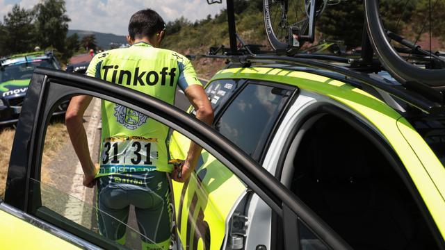Ploegleider Tinkoff wil nog niet vooruitlopen op eventuele opgave Contador