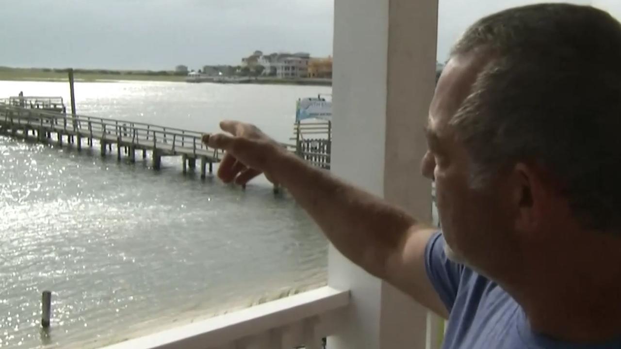 Live North Carolina Bereidt Zich Voor Op Komst Orkaan Florence