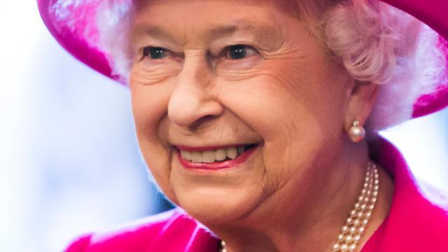 Britse koningin Elizabeth viert negentigste verjaardag