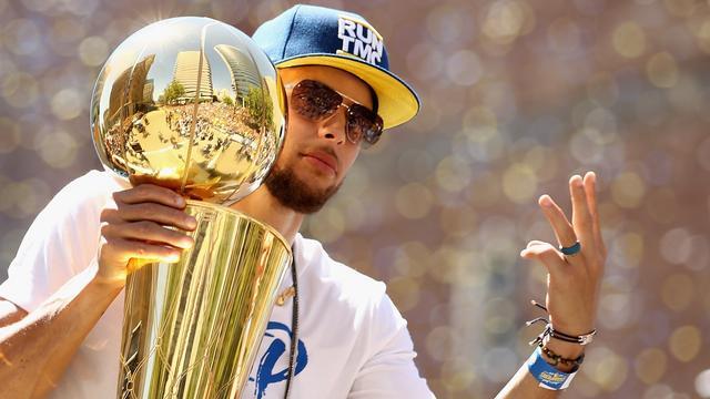 NBA-ster Curry wil nooit voor andere ploeg dan Golden State Warriors spelen