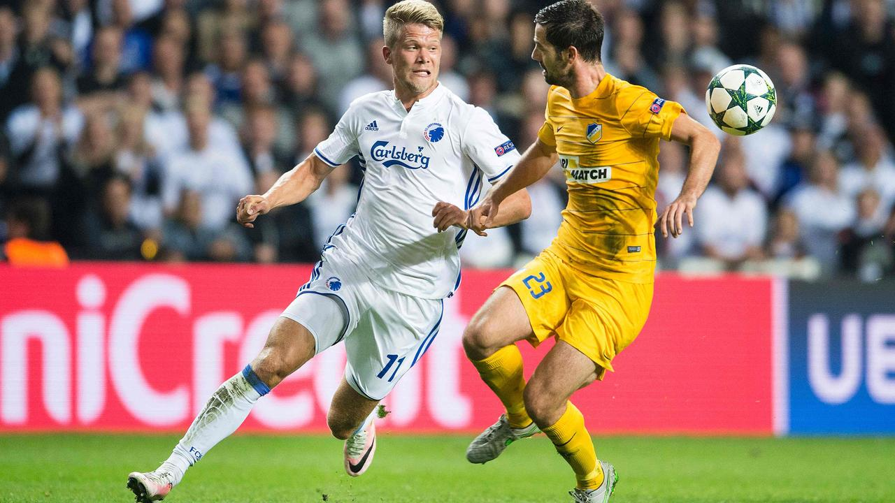 Samenvatting APOEL Nicosia-FC Kopenhagen (1-1)
