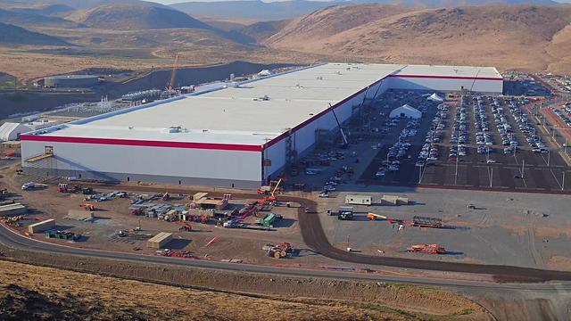 'Tesla en Panasonic stoppen met meer investeringen in Gigafabriek'