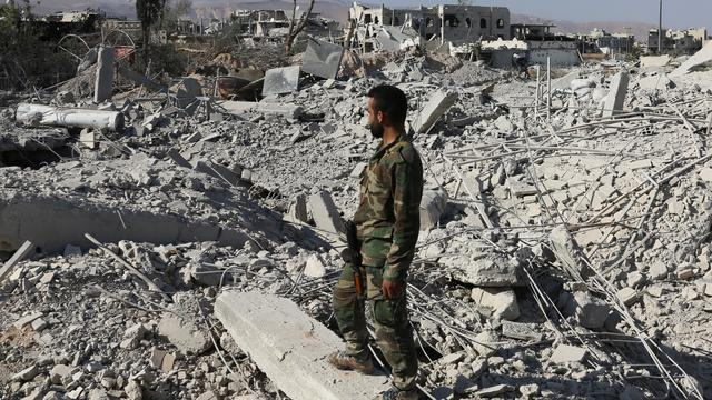 Aanval VS op pro-Assadmilitie in Syrië