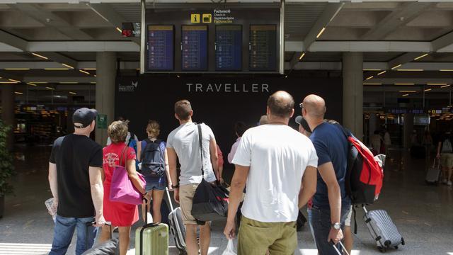 Technische storing verlamt luchtverkeer Balearen tijdelijk