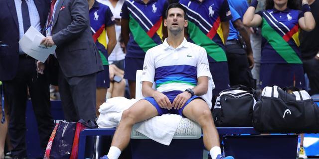 Djokovic grijpt naast Calendar Slam: 'Het was een emotioneel zware periode'