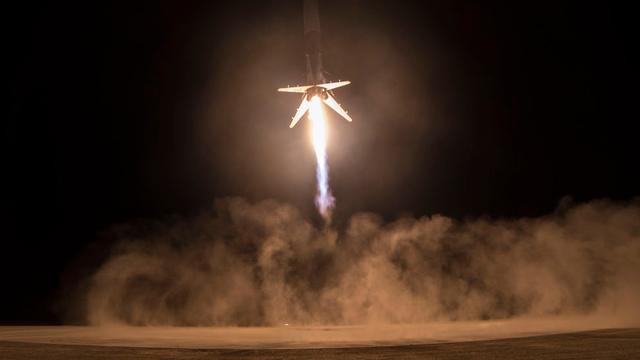 SpaceX lanceert eerste internetsatellieten in 2019
