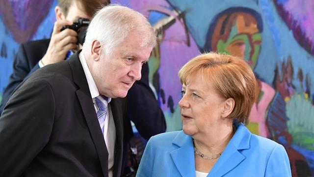Duitse coalitiepartijen bereiken alsnog akkoord over migratiebeleid