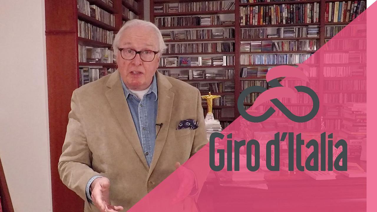 Mart bespreekt de Giro: 'Denk niet dat Sicilië makkelijk gaat worden'