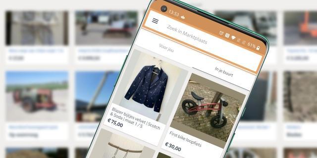 Geen vrijmarkt met Koningsdag: met deze apps scoor je tweedehands spullen