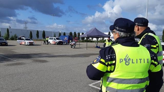 Meerdere aanhoudingen en boetes bij politiecontrole op Konijnenberg