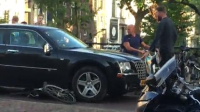 60-jarige man opgepakt voor aanrijdingen op Oudegracht
