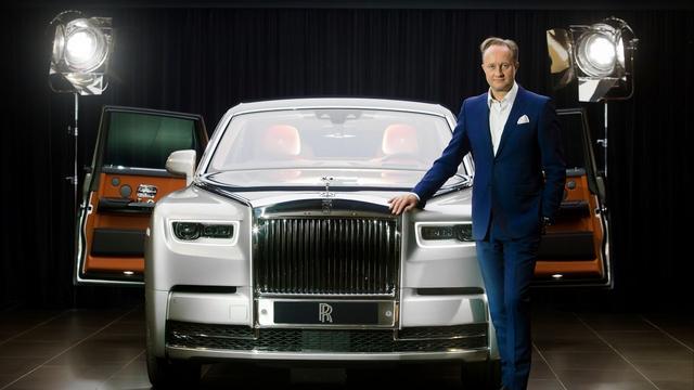 Hoofd ontwerpafdeling Rolls-Royce vertrekt