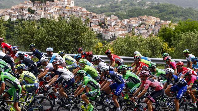 Honderdste editie Giro volgend jaar van start op Sardinië