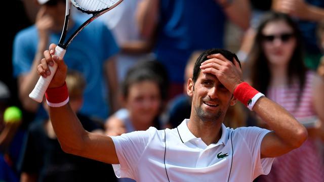 Ontevreden Djokovic verwacht meer van zichzelf op Roland Garros