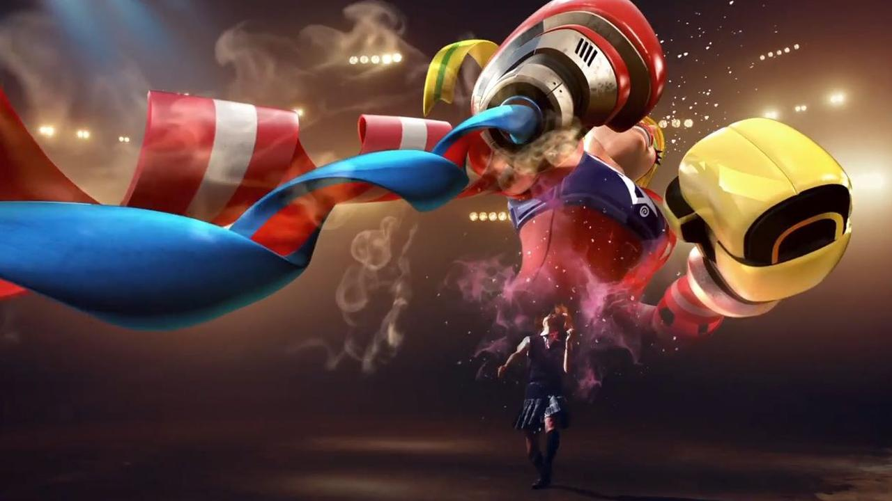 Trailer: ARMS
