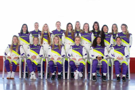 Beitske Visser enige Nederlandse vrouw in nieuwe raceklasse W Series