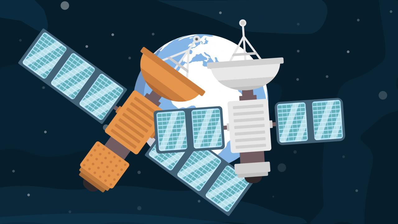 Puin en satellieten: Raakt de ruimte vol?