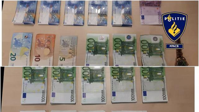 Tweetal probeert 30.000 Zwitserse Franken wit te wassen