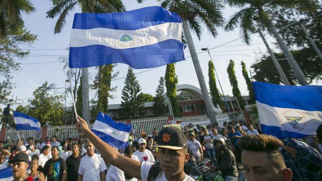 Oppositieleider Nicaragua veroordeeld tot 216 jaar celstraf