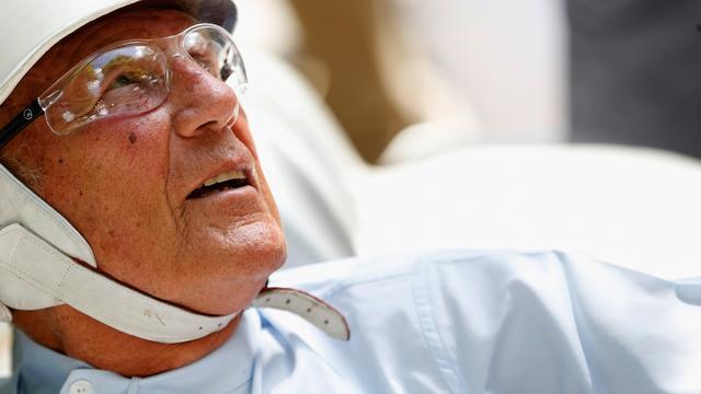 Oud-Formule 1-coureur Stirling Moss op negentigjarige leeftijd overleden