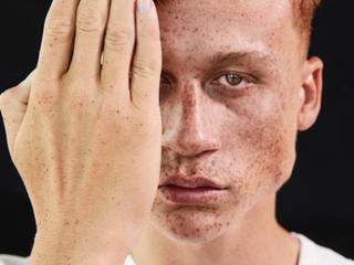 Van Leijen is het eerste mannelijke model dat het programma wint