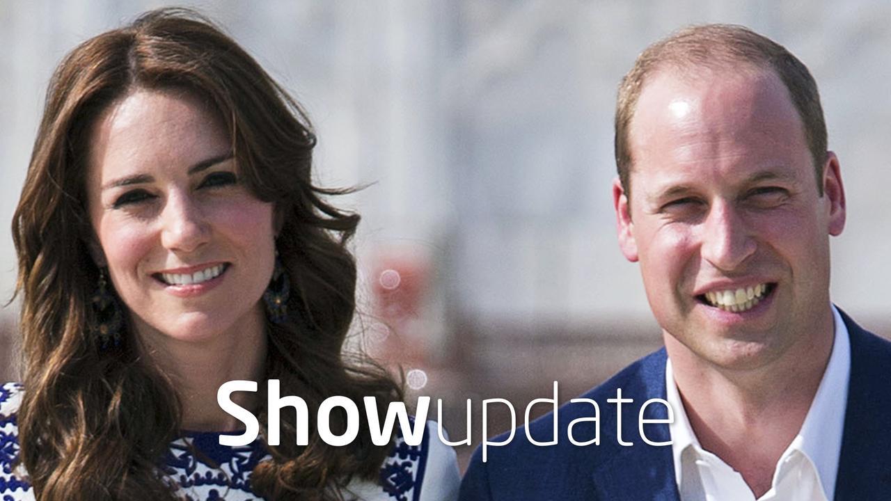 Show Update: Kate Middleton weer zwanger?
